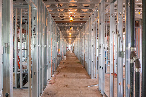 Stagg Group construction site