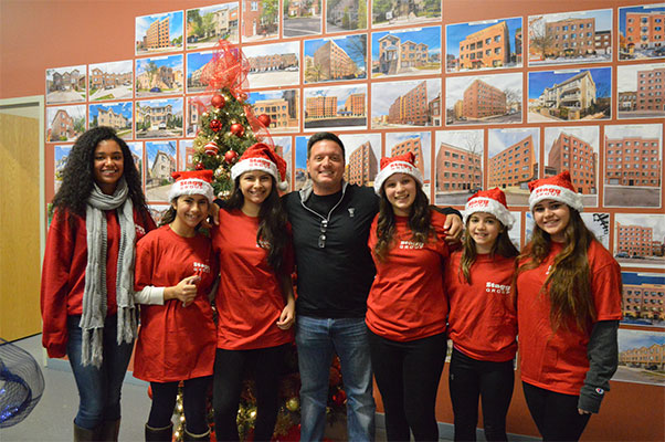 Stagg Group Chrsitmas toy drive